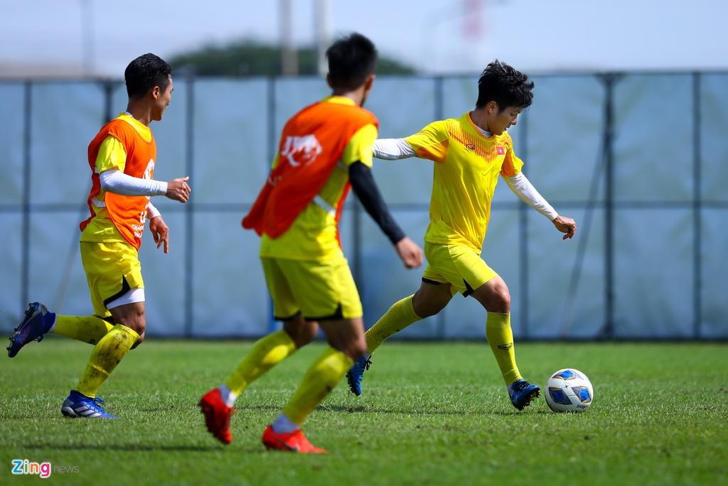 U23 Viet Nam Lee Young-jin anh 2
