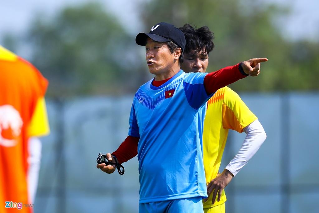 U23 Viet Nam Lee Young-jin anh 5