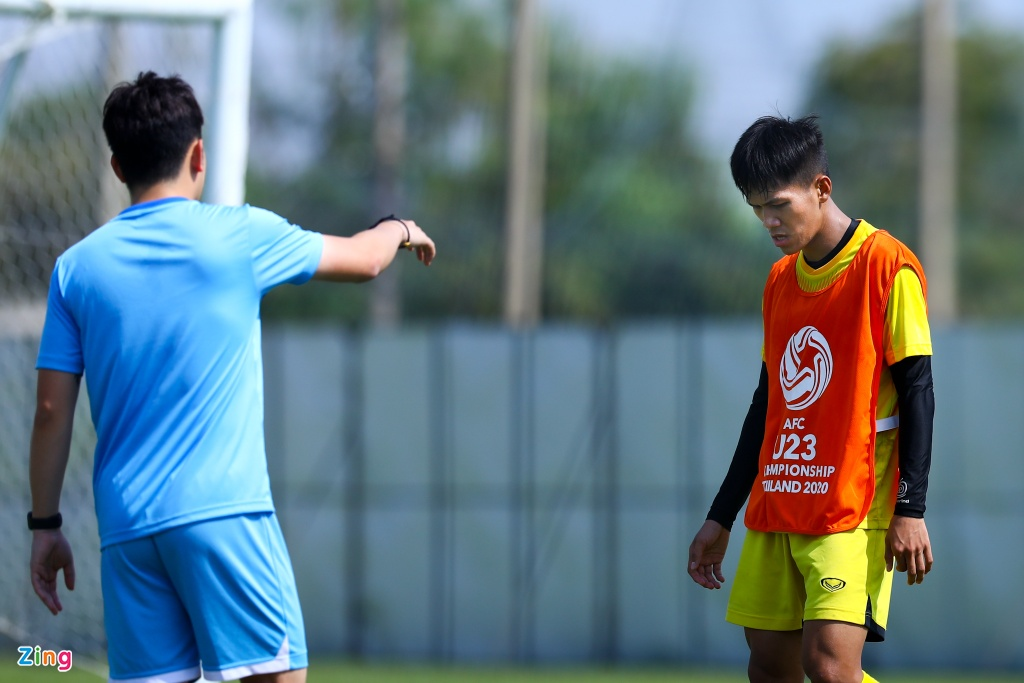 U23 Viet Nam Lee Young-jin anh 6