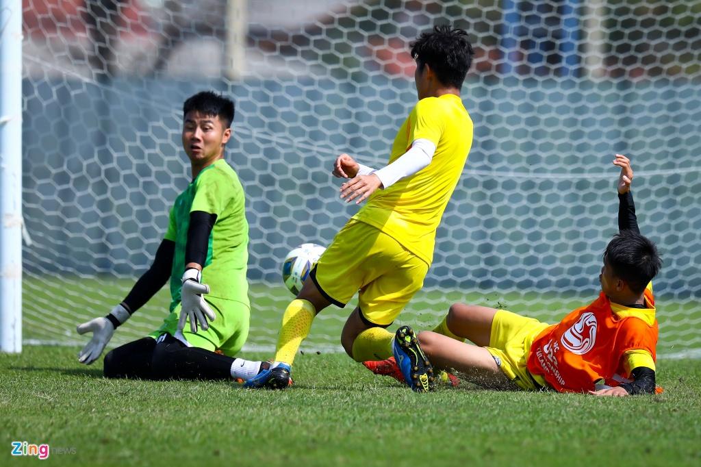 U23 Viet Nam Lee Young-jin anh 8