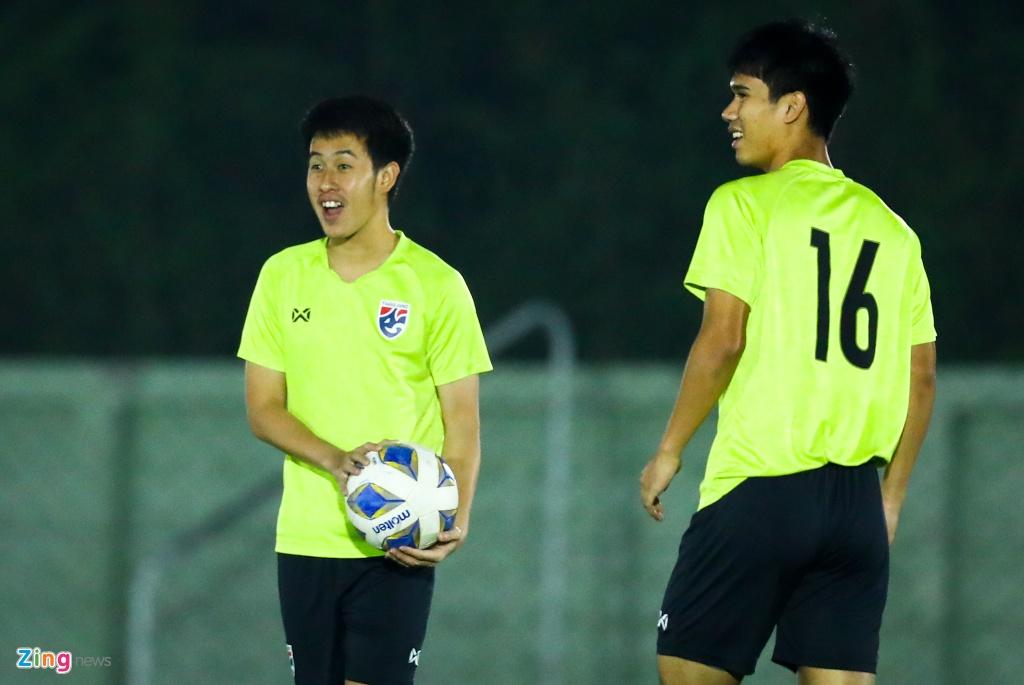 Cau thu thuoc bien che Fulham khong canh tranh duoc o U23 Thai Lan hinh anh 7
