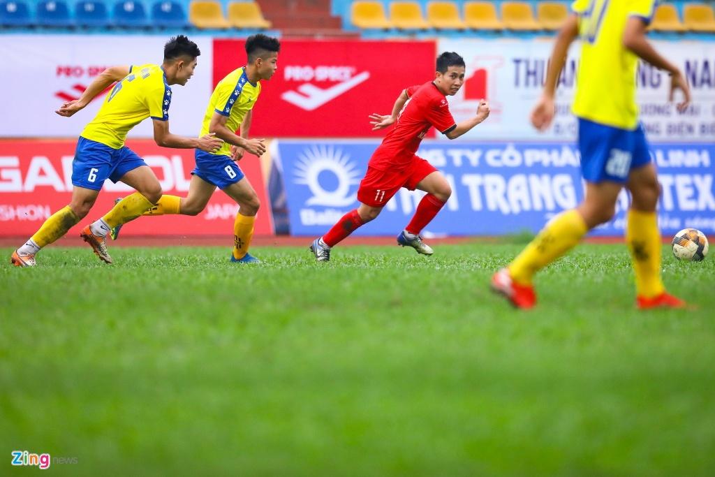 Nhieu doi phan doi de xuat V.League tro lai cua VPF hinh anh 3 V.League_tap_trung_3_zing.jpg