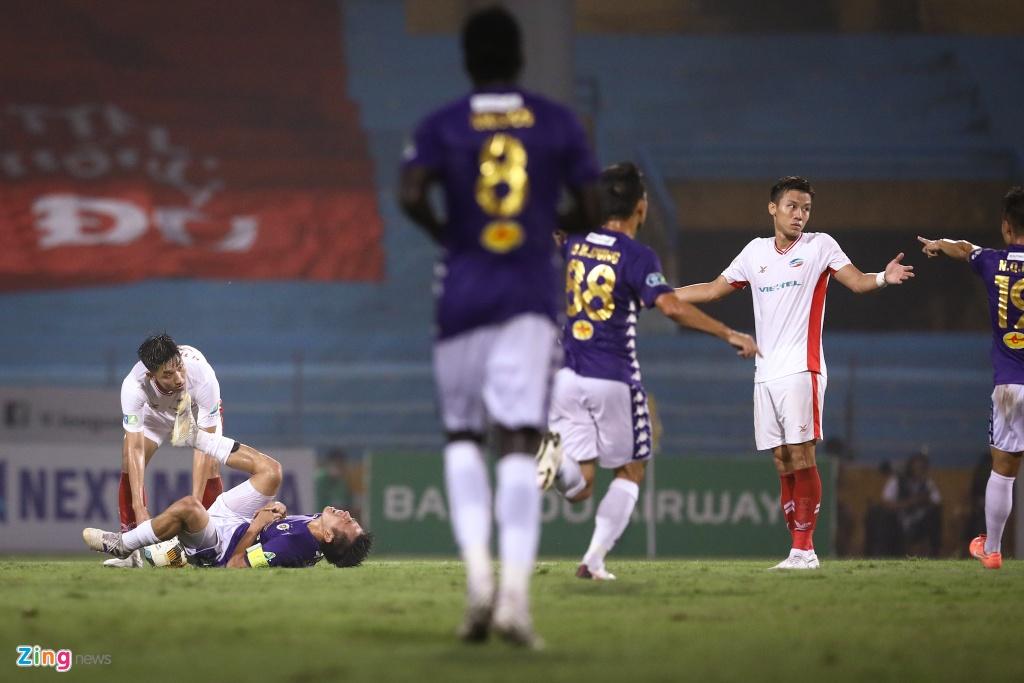 Trong Dai vs Thanh Chung anh 1