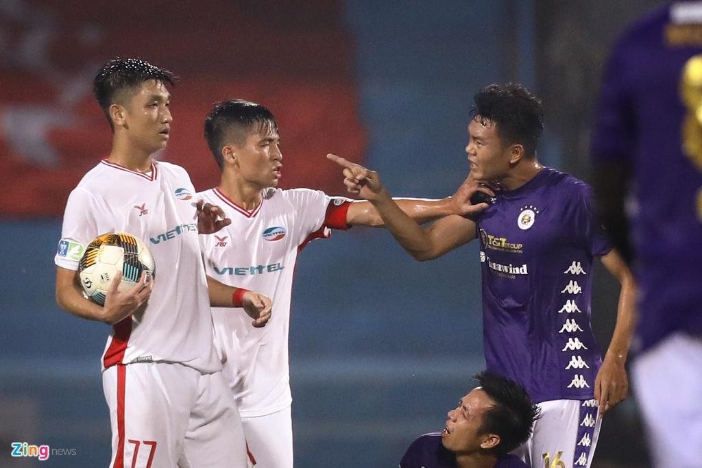 Trong Dai vs Thanh Chung anh 2