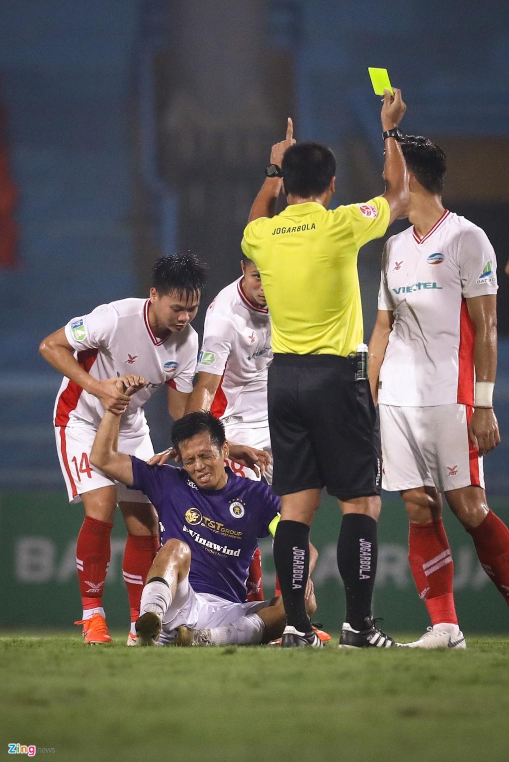 Trong Dai vs Thanh Chung anh 3