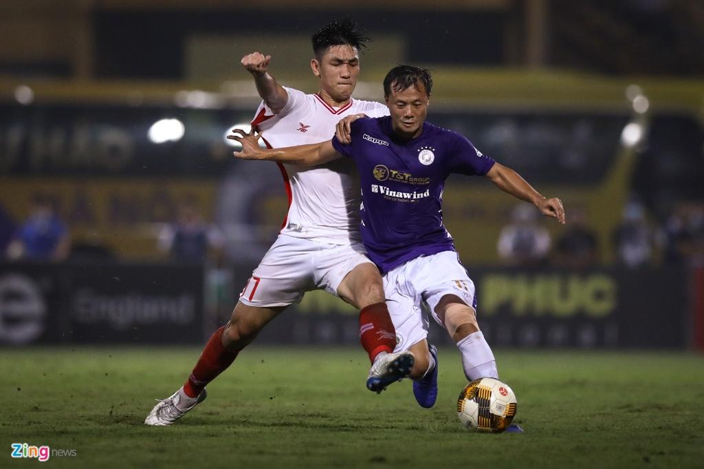 Trong Dai vs Thanh Chung anh 5
