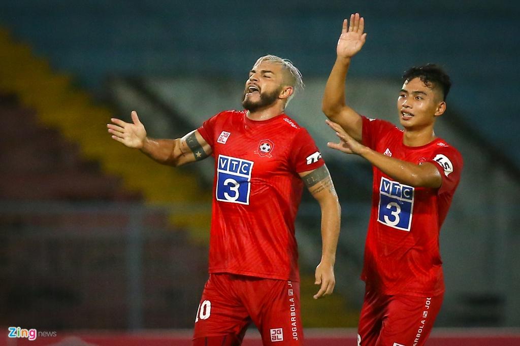 Diego Silva CLB Hai Phong anh 6