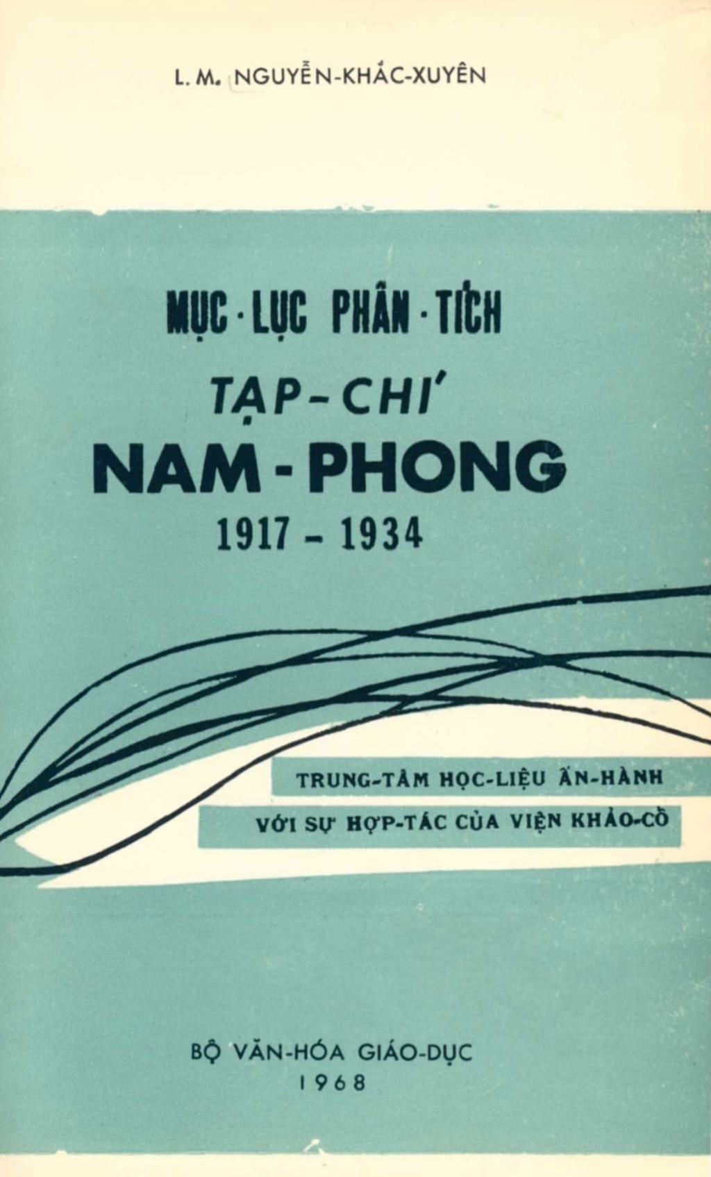 Nam Phong, to bao khong chi khoi day hung thu quoc van hinh anh 2