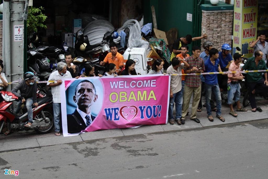 An ninh that chat o Sai Gon don Tong thong Obama hinh anh 1
