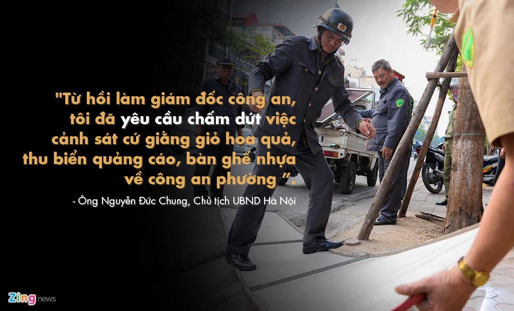 Phat ngon an tuong cua ong Nguyen Duc Chung ve viec gianh lai via he hinh anh 2