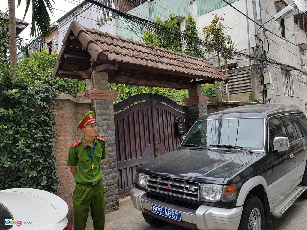 Kham xet nha 2 cuu Chu tich TP Da Nang Tran Van Minh va Van Huu Chien hinh anh 5