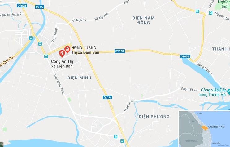 Quang Nam doi 105 ha dat lay 1,9 km duong co dung luat? hinh anh 3