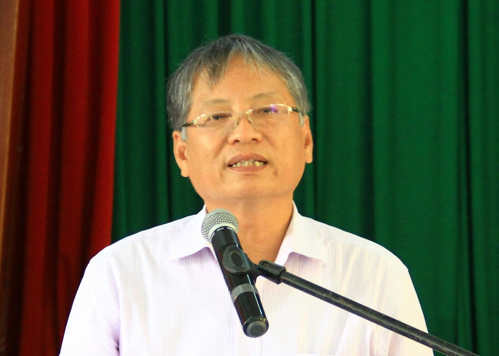 Khoi to cuu Pho chu tich UBND TP Da Nang anh 1