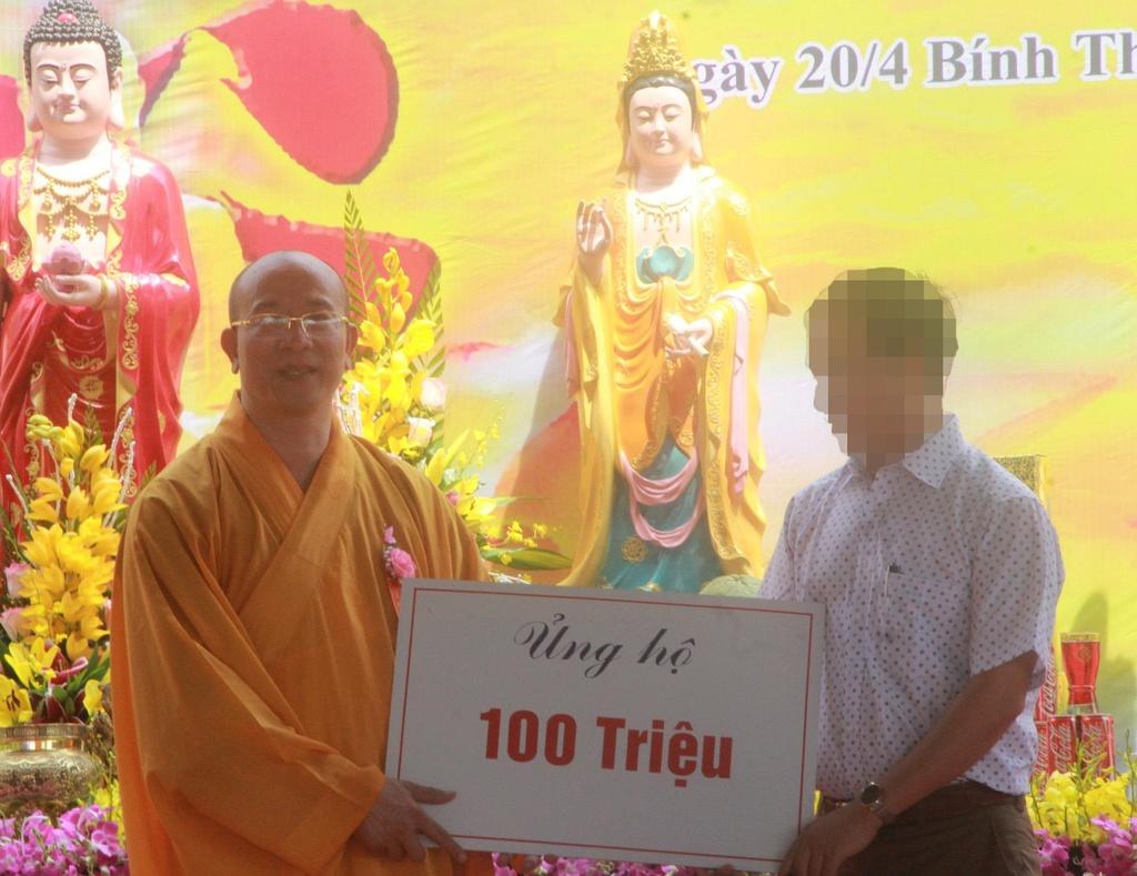 Von 1 ty, Ba Vang Quang Nam tung du tinh xay khu tam linh 1.000 ty hinh anh 3