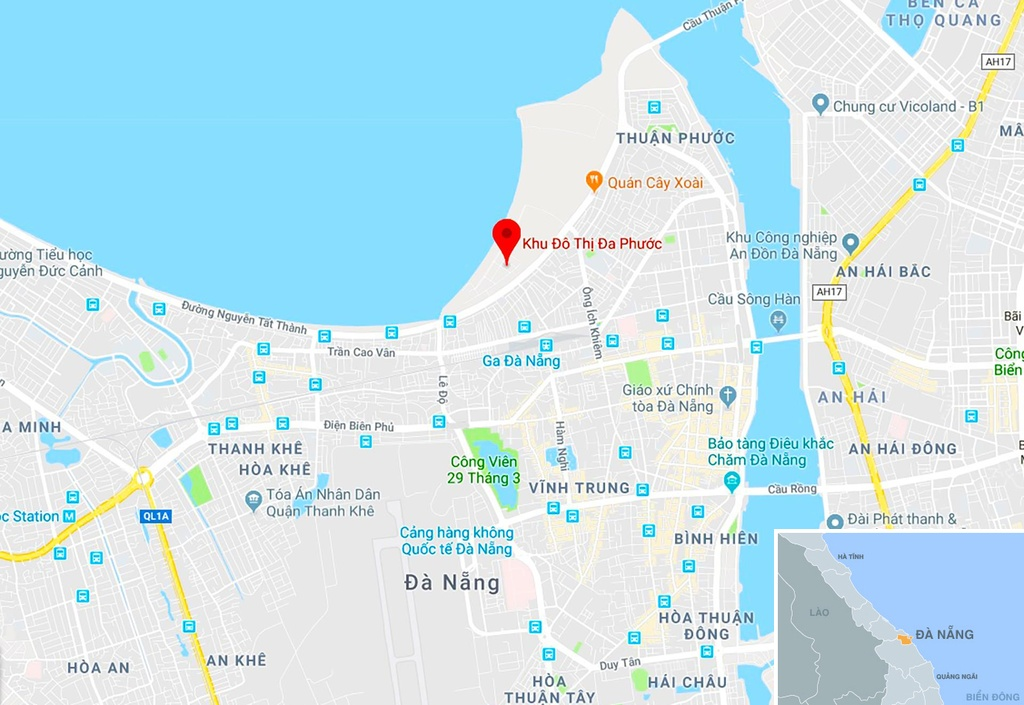 Hoang tan o khu do thi Da Phuoc Da Nang anh 15
