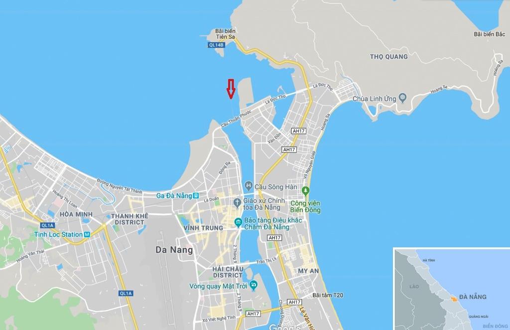 3.000 m2 mat cau Thuan Phuoc phai cao len va lai hinh anh 12