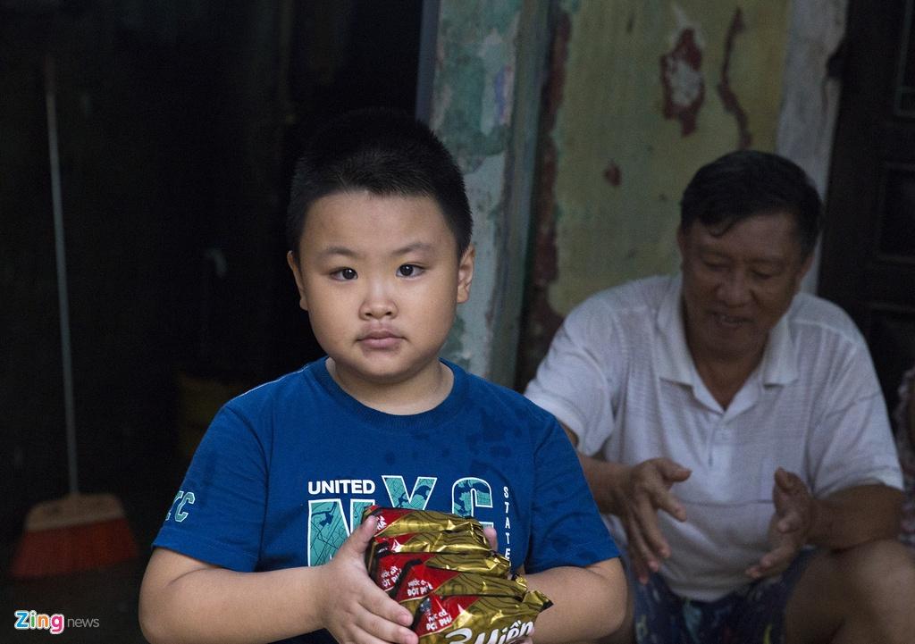 Vung ron lu o tinh Thua Thien - Hue anh 8