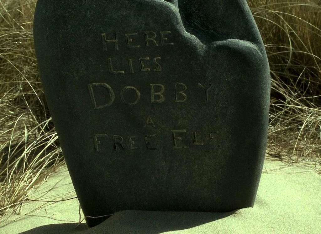 Hang loat diem den thu vi xung quanh mo cua gia tinh Dobby hinh anh 1