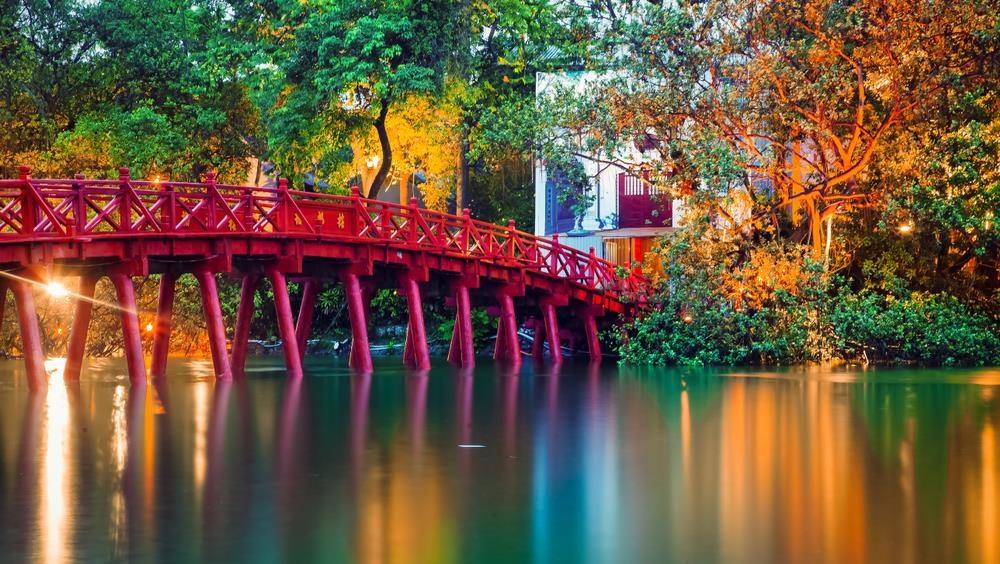 So keo do hap dan khach du lich giua Viet Nam va Thai Lan hinh anh 2