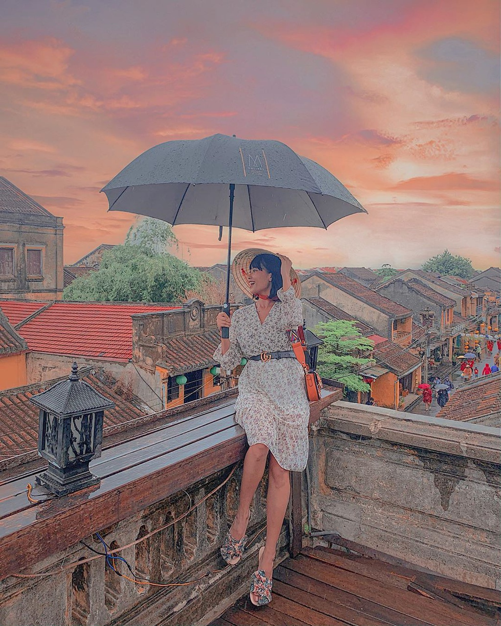 Hoi An dai thang giai quoc te, thu hut nhieu hoa hau trong nam 2019 hinh anh 3
