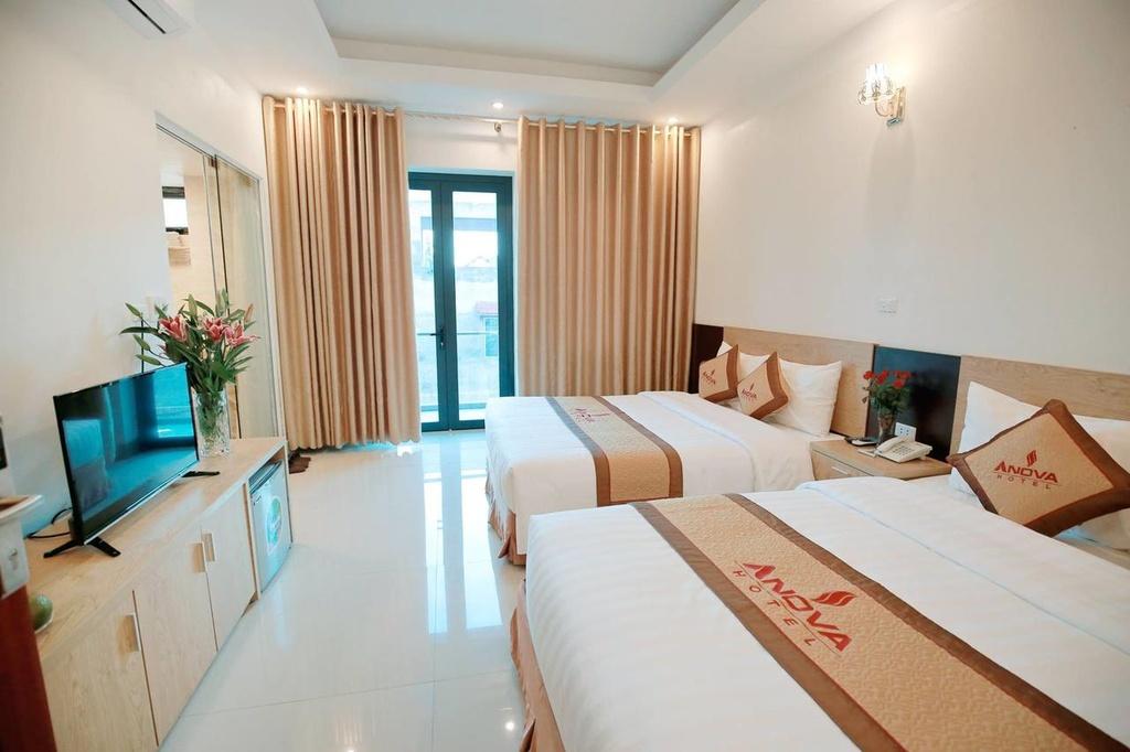 Anova Airport Hotel: Khách sạn 3 sao này có vị trí được đánh giá