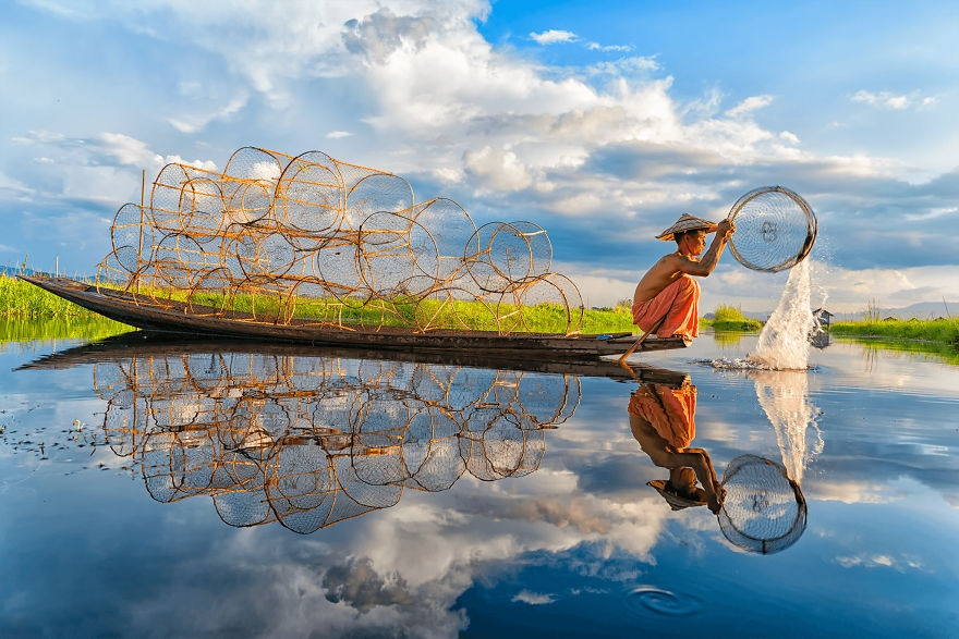 Loat canh dep Viet Nam vao top 50 anh song nuoc an tuong nhat the gioi hinh anh 10 Fishing_by_caongocdiem7879_Vietnam_5e86083fa1908_880.jpg