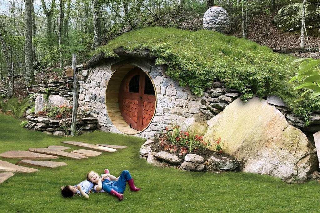 nha cua nguoi hobbit anh 3