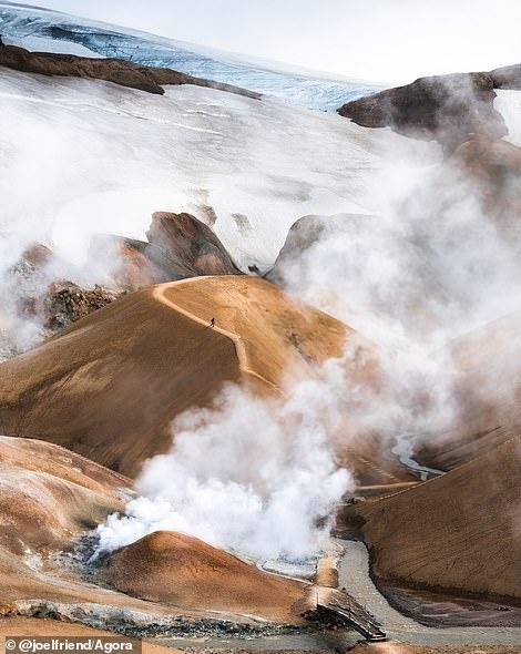 Núi lửa Việt Nam vào top ảnh phong cảnh đẹp nhất thế giới