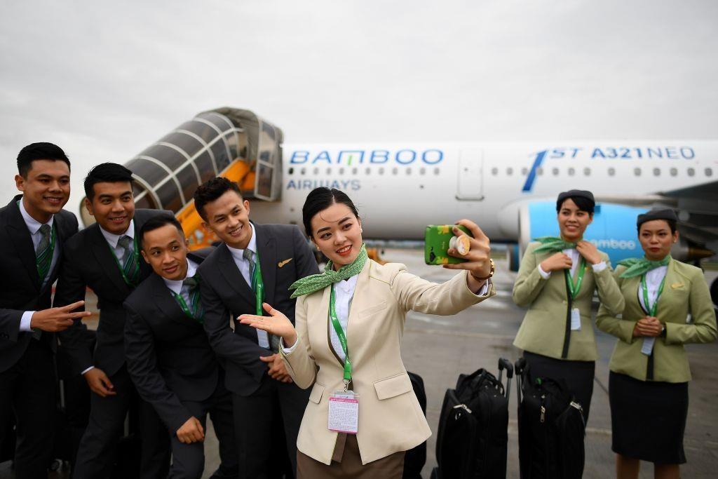 Trước Bamboo và Vinpearl Air, hàng không kết hợp du lịch đã phát triển