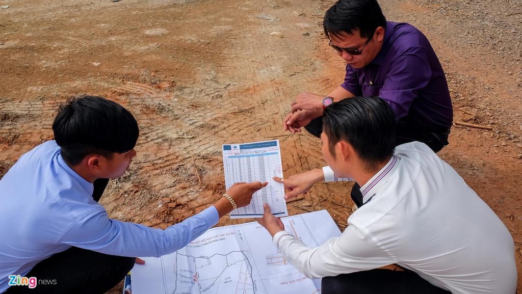 Hang loat du an BDS nghi duong 'xep hang cho' san bay Phan Thiet hinh anh 10