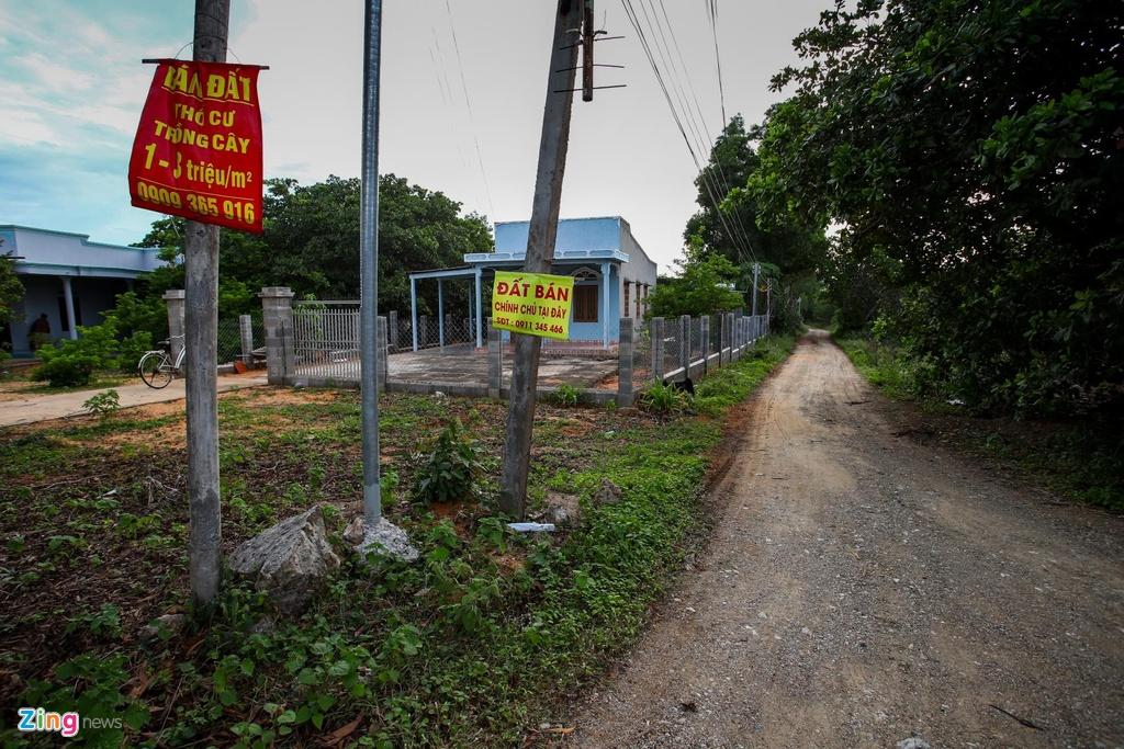 Hang loat du an BDS nghi duong 'xep hang cho' san bay Phan Thiet hinh anh 7