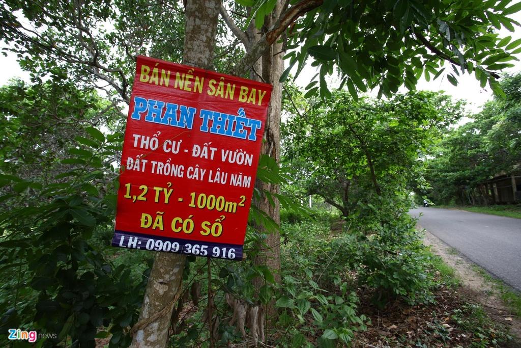 Hang loat du an BDS nghi duong 'xep hang cho' san bay Phan Thiet hinh anh 8