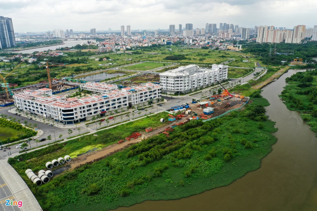 Hai khu 'đất kim cương' ở Thủ Thiêm dự kiến đấu giá từ hơn 10 triệu/m2 - Ảnh 7.