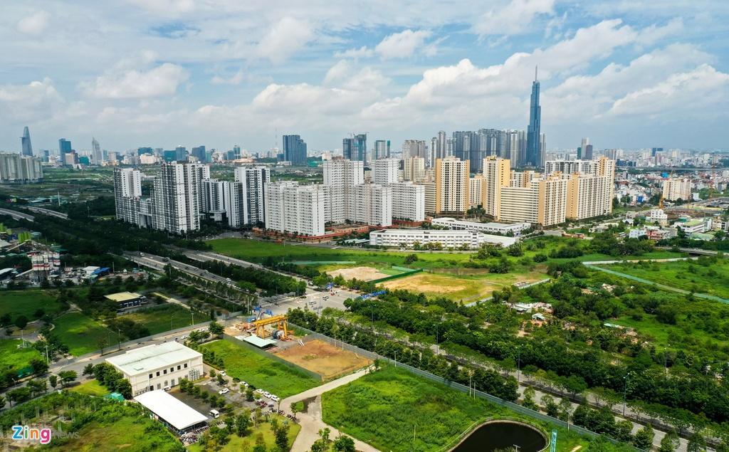 Hai khu 'đất kim cương' ở Thủ Thiêm dự kiến đấu giá từ hơn 10 triệu/m2 - Ảnh 9.
