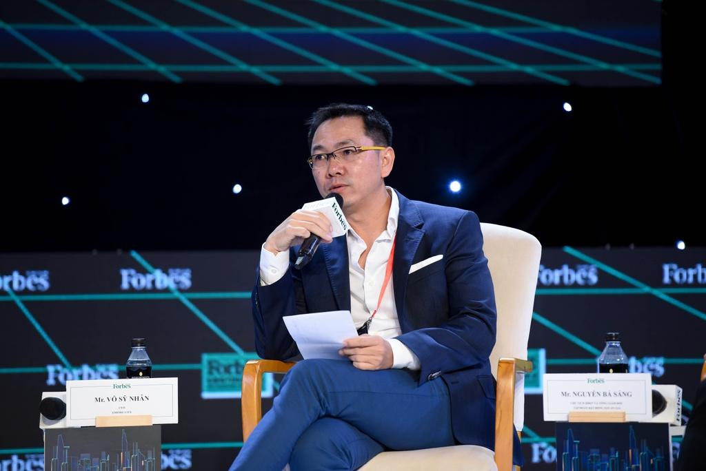 CEO Empire City: 'Bat dong san Viet dang trong khung hoang' hinh anh 1