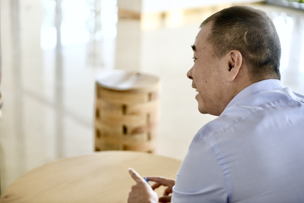 Ong Huy Nhat: 'Nhom nha dau tu muon gat toi khoi Mon Hue' hinh anh 1