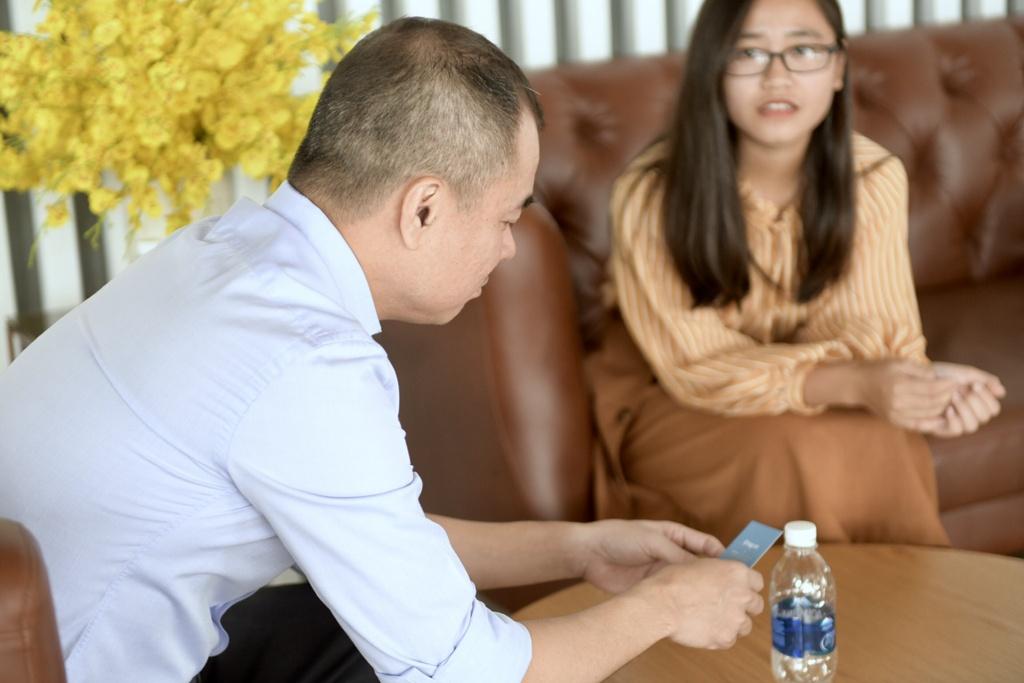 Ong Huy Nhat: 'Nhom nha dau tu muon gat toi khoi Mon Hue' hinh anh 2