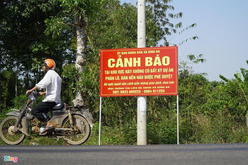 Cau chuyen 'sot' dat o Binh Ba hinh anh 3 BinhBa_zing1.jpg