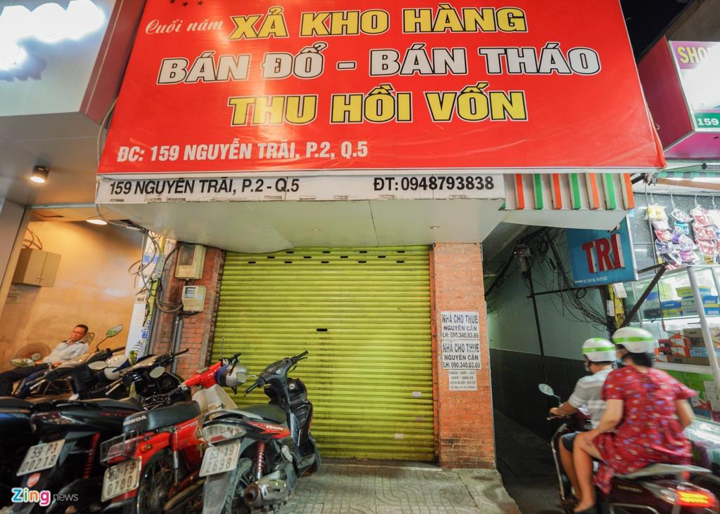 Nha pho vang bong khach thue hinh anh 3 Cuahang_Zing_15_1.jpg