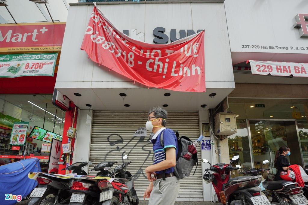 Nha pho vang bong khach thue hinh anh 8 Cuahang_Zing_9.jpg