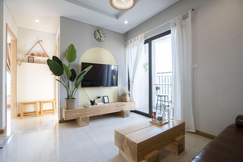 cho thue can ho chung cu kinh doanh Airbnb anh 1