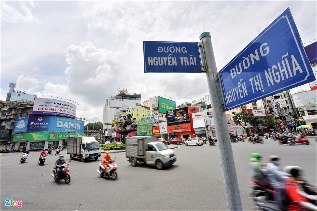 tra mat bang nga 6 Phu Dong anh 2