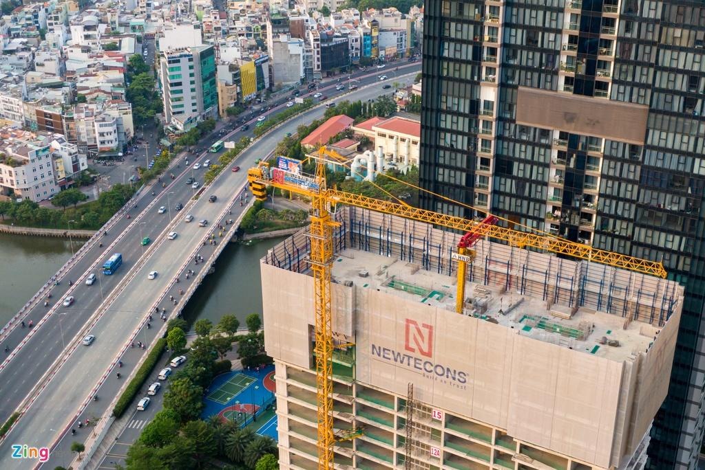 tien do Grand Marina Saigon anh 5