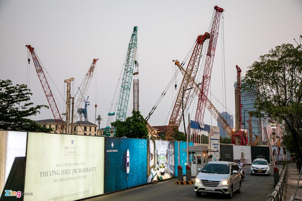 tien do Grand Marina Saigon anh 8