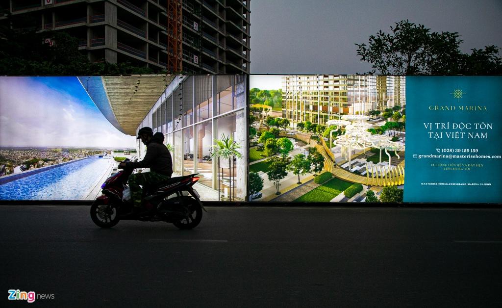 tien do Grand Marina Saigon anh 13
