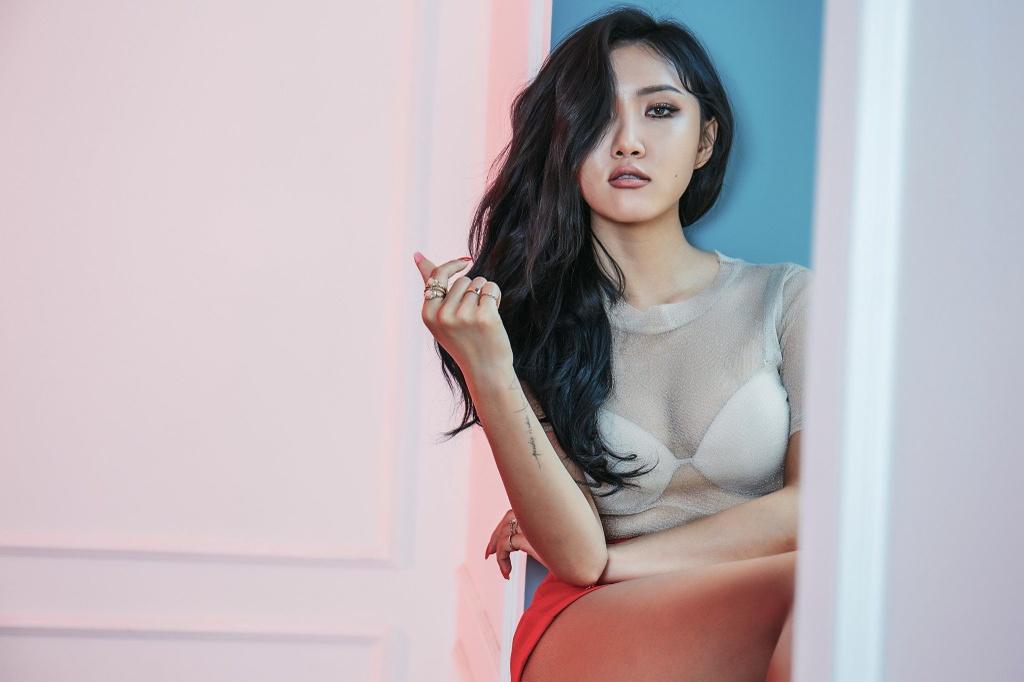My nhan Kpop tuoi Hoi: Co ca 'bau vat quoc gia' va 'Hoa hau Han Quoc' hinh anh 8