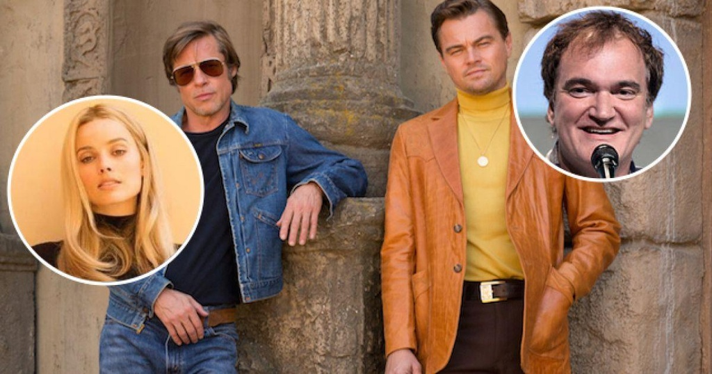 Dan sao dinh dam tham gia phim Once Upon A Time in Hollywood anh 2