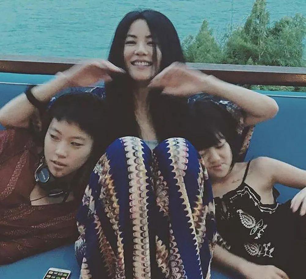 con gai Vuong Phi dau tinh dong anh 1