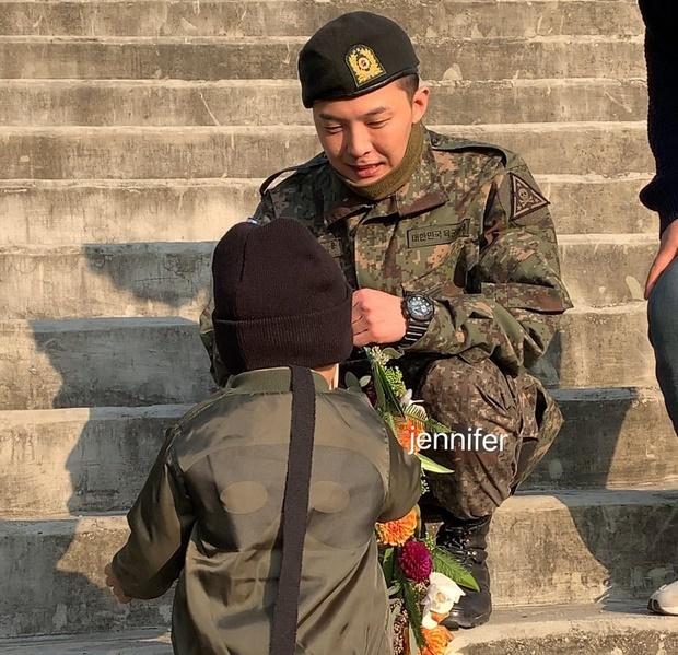 G-Dragon xuat ngu anh 3