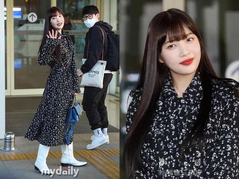 Thanh vien Red Velvet duoc khen dep nhu bup be hinh anh 5 joy3.jpg